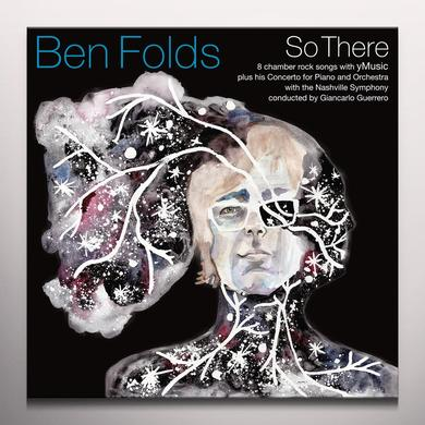 Ben Folds SO THERE Vinyl Record - Colored Vinyl, Digital Download Included