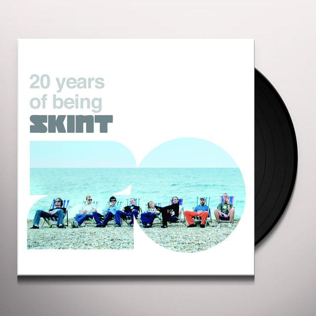 20 YEARS OF BEING SKINT / VARIOUS Vinyl Record