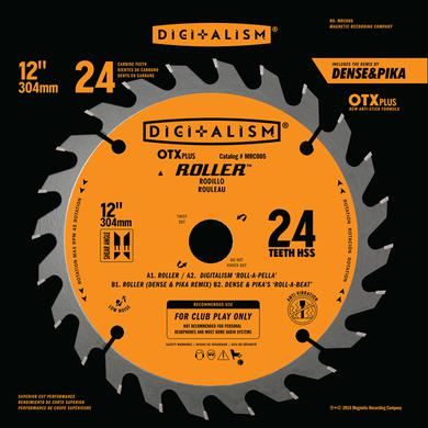 Digitalism ROLLER Vinyl Record