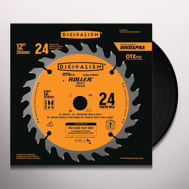 Digitalism ROLLER Vinyl Record