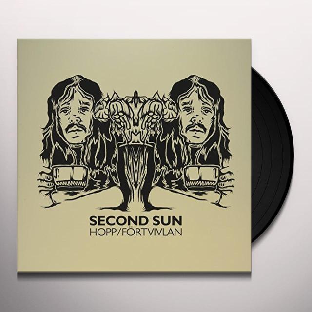 Second Sun HOPP/FORTVIVLAN Vinyl Record