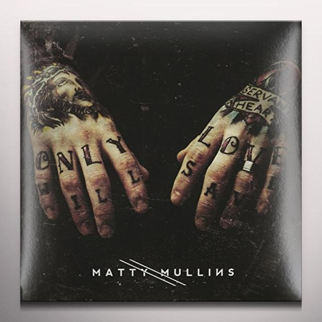 MATTY MULLINS Vinyl Record - Colored Vinyl