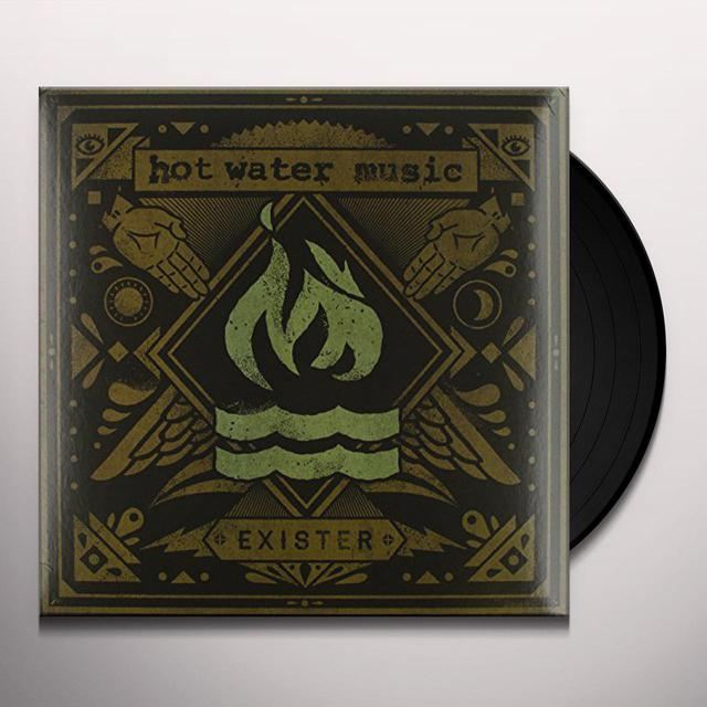 Hot Water Music EXISTER Vinyl Record