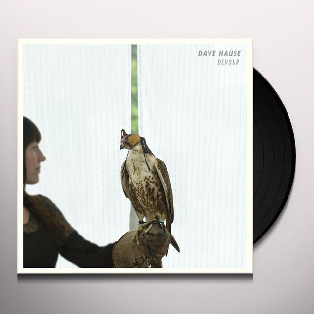 Dave Hause DEVOUR Vinyl Record