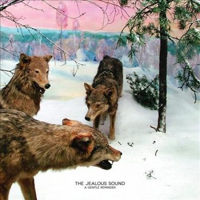 The Jealous Sound GENTLE REMINDER Vinyl Record