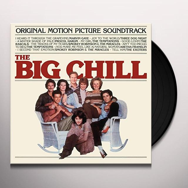 BIG CHILL / O.S.T. (HOL) BIG CHILL / O.S.T. Vinyl Record - Holland Import