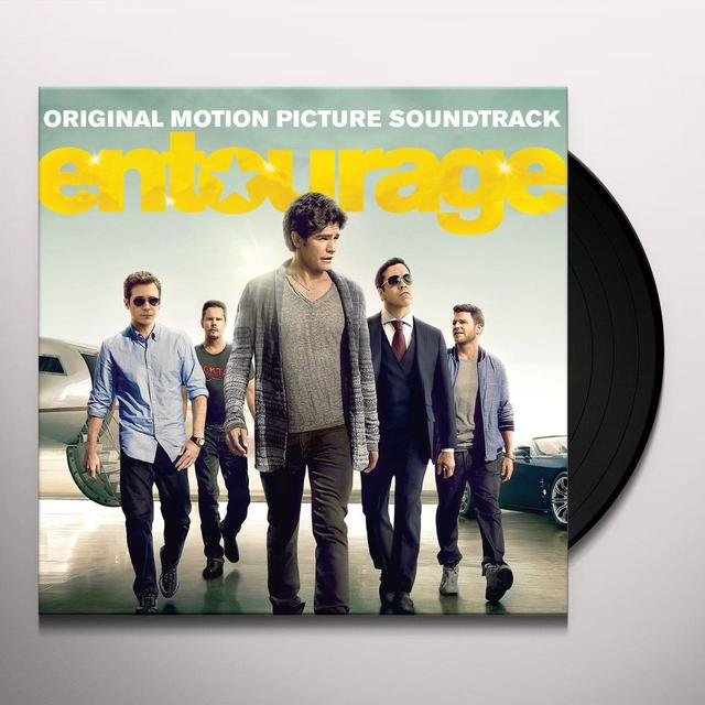 ENTOURAGE / O.S.T. (HOL) ENTOURAGE / O.S.T. Vinyl Record - Holland Import
