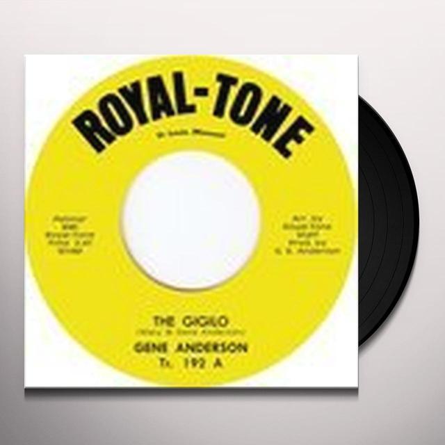 Gene Anderson GIGOLO Vinyl Record
