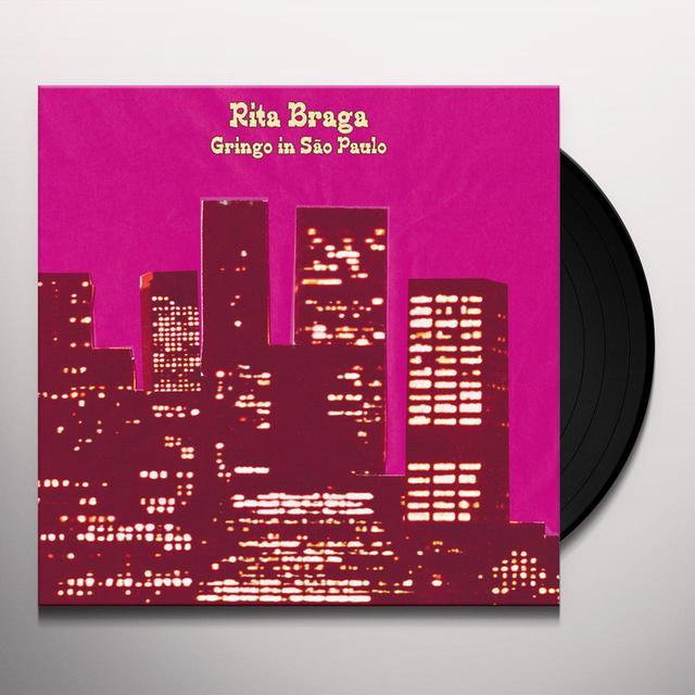 Rita Braga GRINGO EM SAO PAULO Vinyl Record