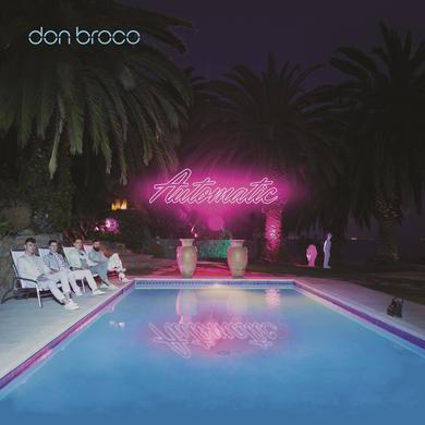DON BROCO AUTOMATIC Vinyl Record - UK Release