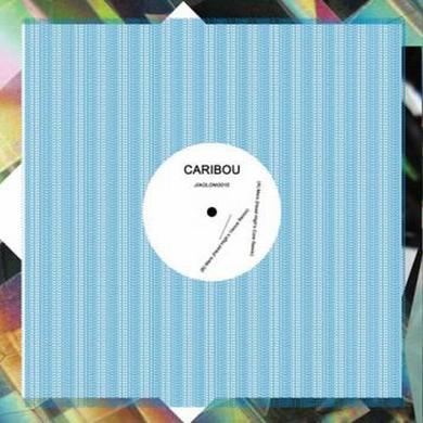 Caribou MARS (HEAD HIGH'S CORE REMIX) Vinyl Record