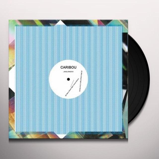 Caribou MARS (HEAD HIGH'S CORE REMIX) Vinyl Record - Canada Import