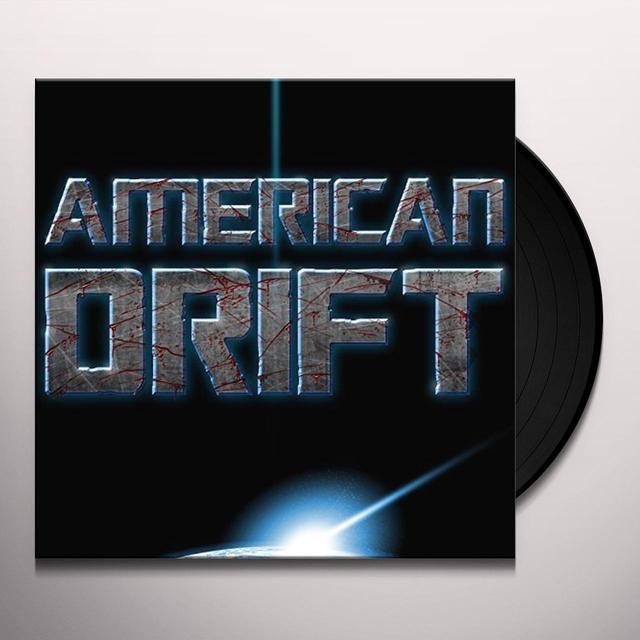 Elysia Crampton AMERICAN DRIFT Vinyl Record - UK Import