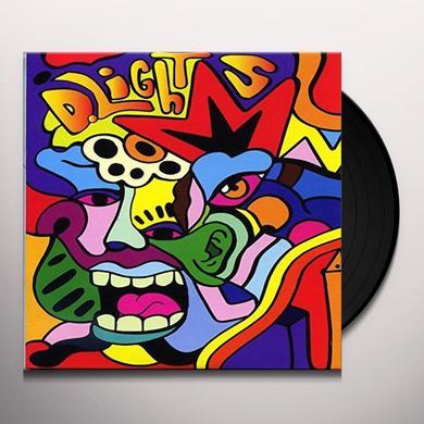D.LIGHTS Vinyl Record - UK Import