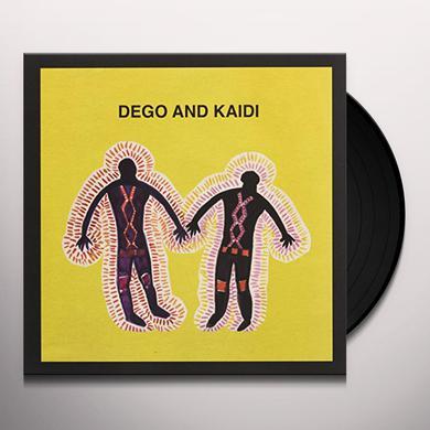 Dego & Kaidi EP 2 Vinyl Record