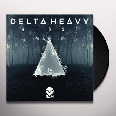 Delta Heavy GHOST/TREMORS Vinyl Record - UK Import