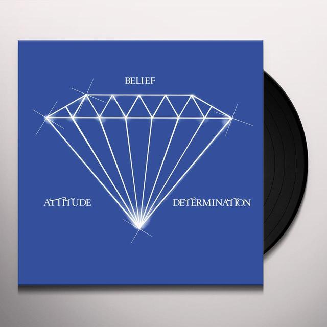 Martin L. Dumas, Jr. PRIVATE WAX VOL. 2 COMPILED BY ZAFSMUSIC: ATTITUDE Vinyl Record