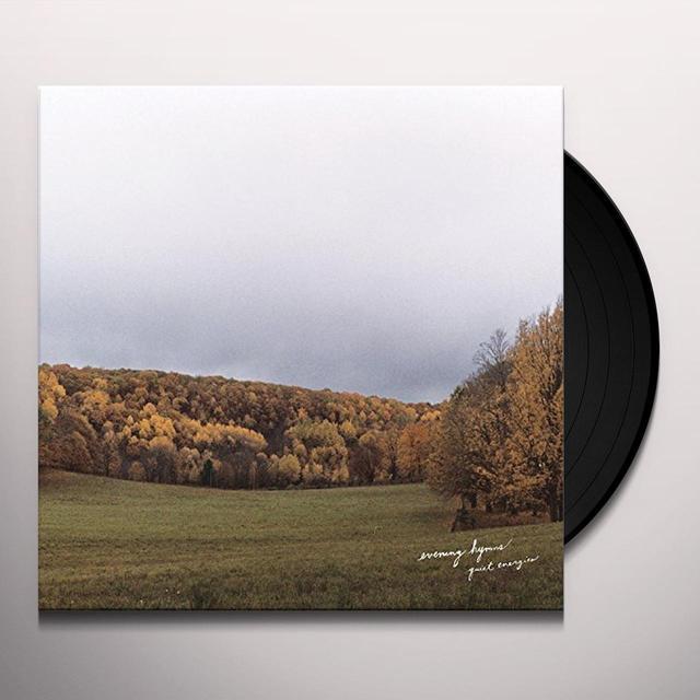 Evening Hymns QUIET ENERGIES Vinyl Record - UK Import