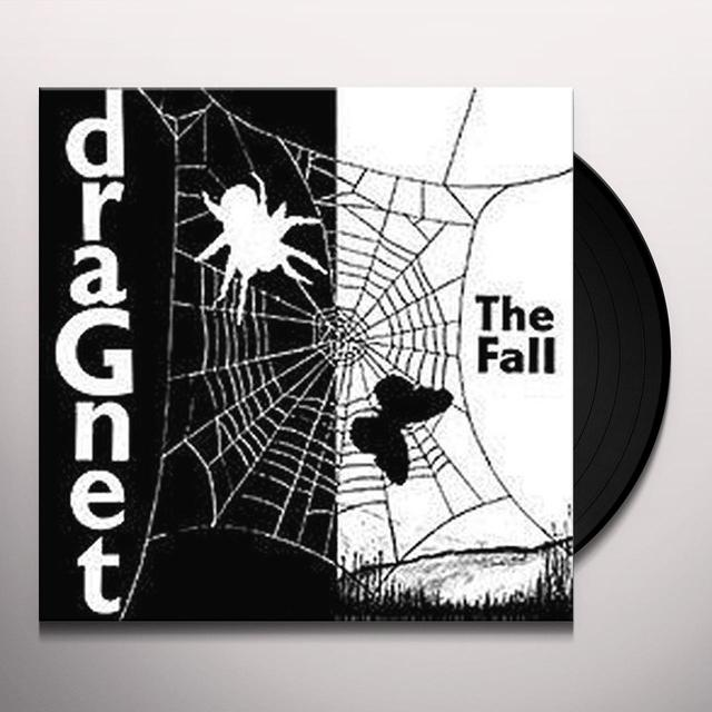Fall DRAGNET Vinyl Record - UK Import