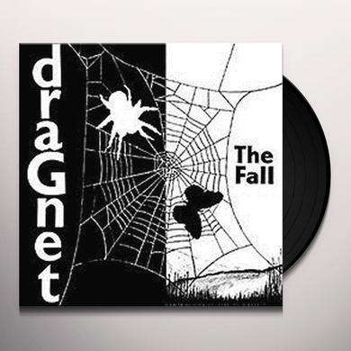 Fall DRAGNET Vinyl Record - UK Import