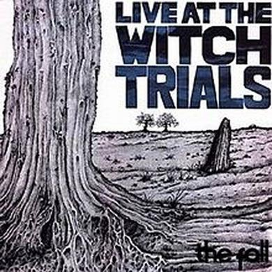 Fall LIVE AT THE WITCH TRIALS Vinyl Record - UK Import