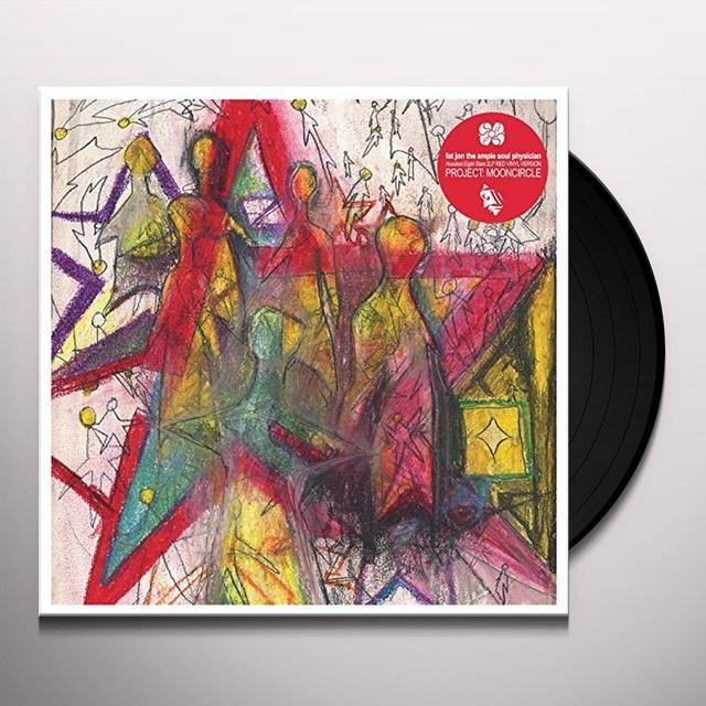 Fat Jon HUNDRED EIGHT STARS Vinyl Record - UK Import