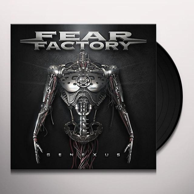 Fear Factory GENEXUS Vinyl Record - UK Import