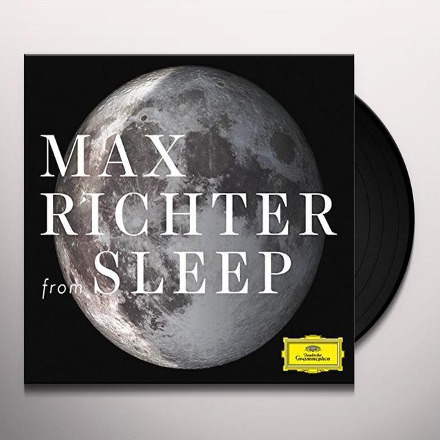 FROM SLEEP MAX RICHTER Vinyl Record - UK Import
