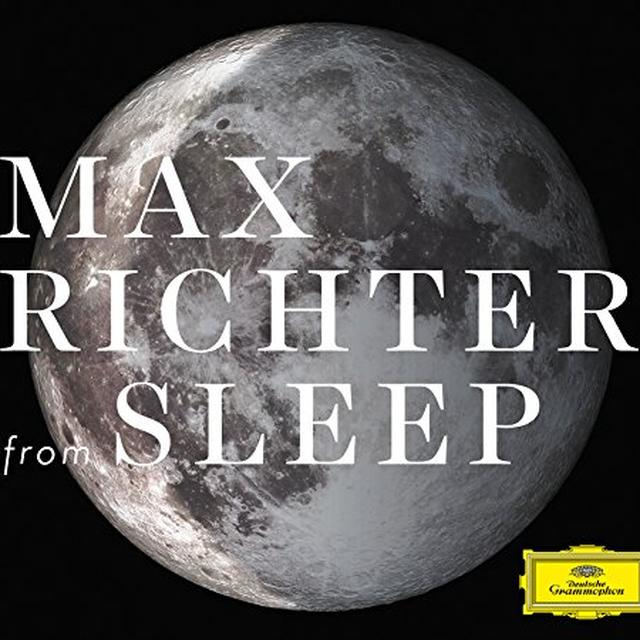 FROM SLEEP MAX RICHTER Vinyl Record