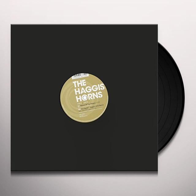 The Haggis Horns RETURN OF THE HAGGIS Vinyl Record - UK Release