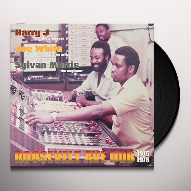 Harry J / Joe White / Sylvan Morris ROOSEVELT AVE DUB 1975-1978 Vinyl Record - Holland Import