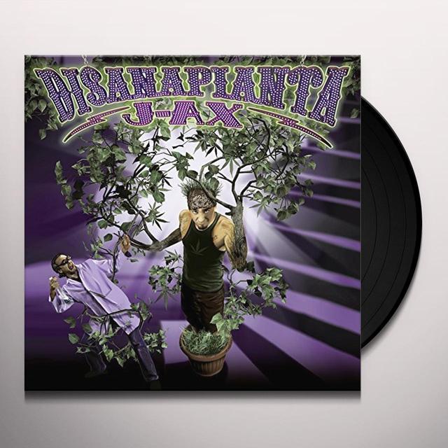 J.AX DI SANA PIANTA Vinyl Record