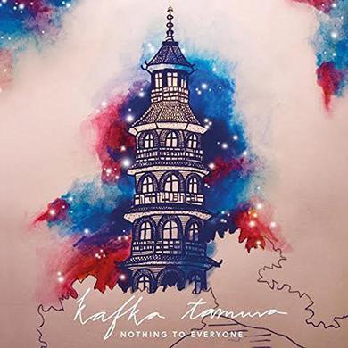 KAFKA TAMURA NOTHING TO EVERYONE Vinyl Record - Colored Vinyl, UK Release
