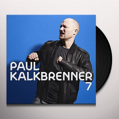 Paul Kalkbrenner 7 Vinyl Record - UK Import