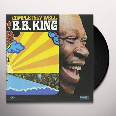 B. B. King COMPLETELY WELL Vinyl Record