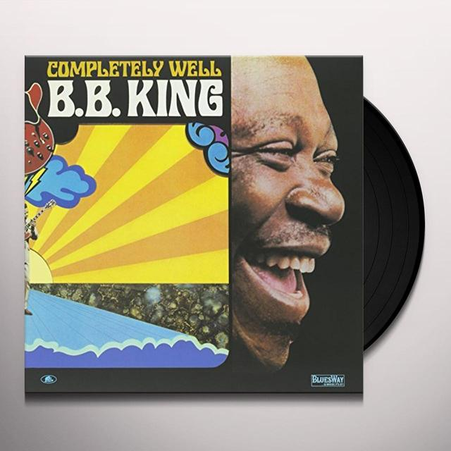 B. B. King COMPLETELY WELL (GER) Vinyl Record