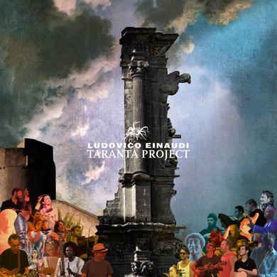 Ludovico Einaudi TARANTA PROJECT Vinyl Record - Canada Import