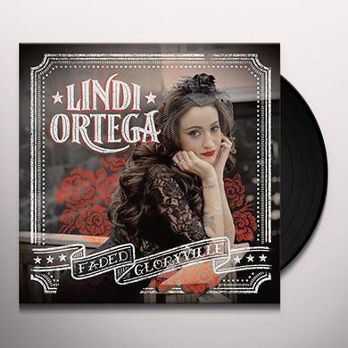 Lindi Ortega FADED GLORYVILLE Vinyl Record - UK Import