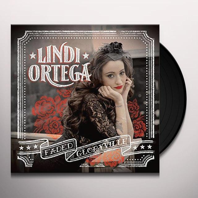 Lindi Ortega FADED GLORYVILLE Vinyl Record - UK Import