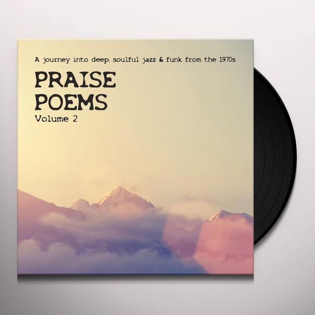 PRAISE POEMS 2 / VARIOUS (UK) PRAISE POEMS 2 / VARIOUS Vinyl Record - UK Import
