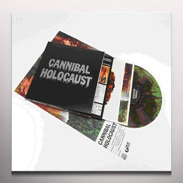 CANNIBAL HOLOCAUST / O.S.T. (COLV) (OGV) (UK) CANNIBAL HOLOCAUST / O.S.T. Vinyl Record - Colored Vinyl, 180 Gram Pressing, UK Import