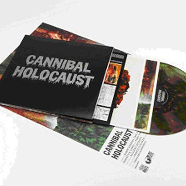 CANNIBAL HOLOCAUST / O.S.T. (COLV) (OGV) (UK) CANNIBAL HOLOCAUST / O.S.T. Vinyl Record - Colored Vinyl, 180 Gram Pressing, UK Release
