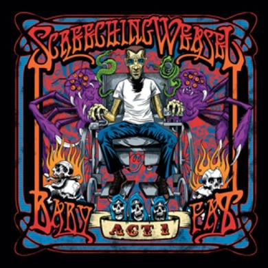 Screeching Weasel BABY FAT VOL. 1 Vinyl Record - Canada Import