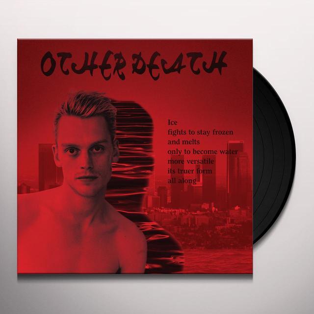 Sean Nicholas Savage OTHER DEATH Vinyl Record - Colored Vinyl, UK Release