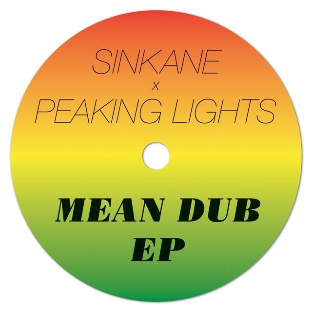 Sinkane MEAN DUP Vinyl Record