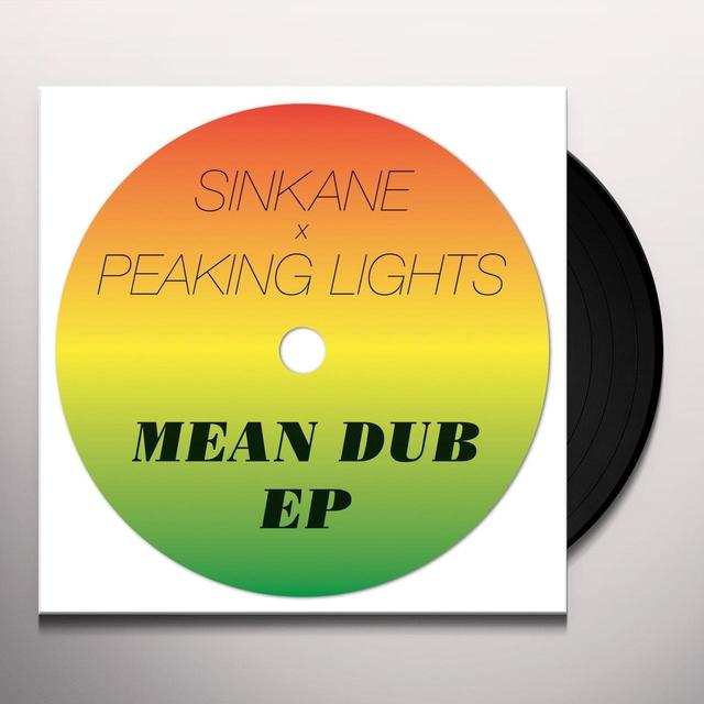 Sinkane MEAN DUP Vinyl Record - UK Import
