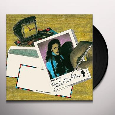 Slim Twig THANK YOU FOR STICKIN WITH TWIG Vinyl Record - UK Import