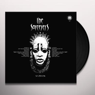 SORCERERS Vinyl Record - UK Import