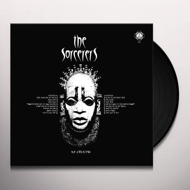 SORCERERS Vinyl Record - UK Release