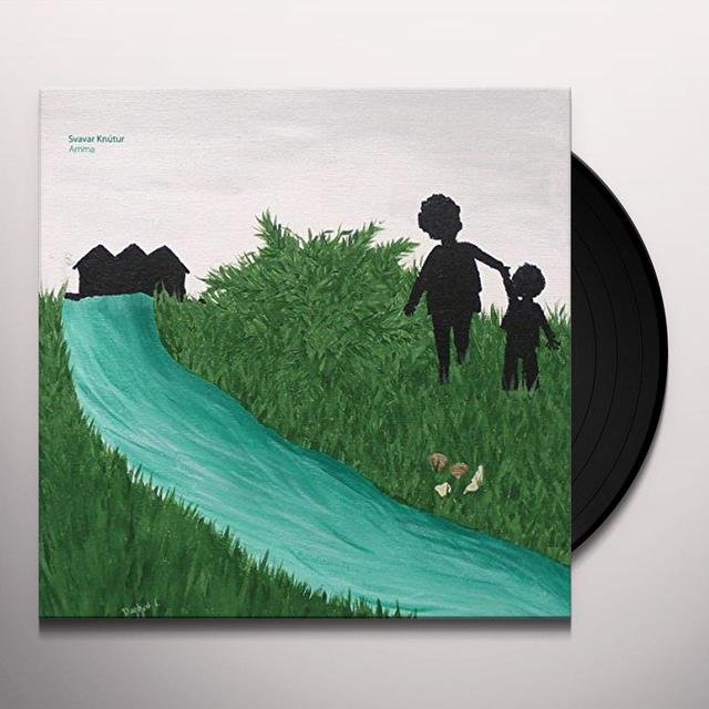 Svavar Knutur AMMA Vinyl Record - UK Import